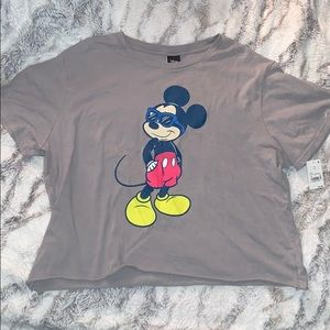 NWT Mickey Wearing Sunglasses Tee